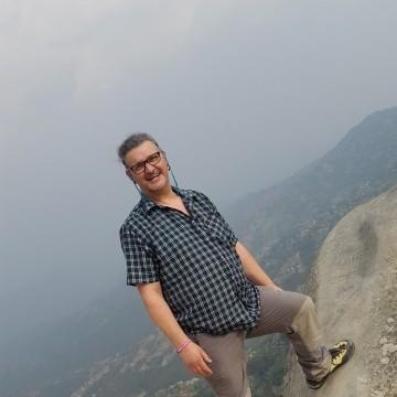 Dom Dom, 54, Kathmandu, Nepal
