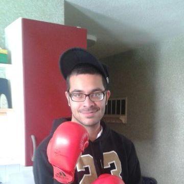 Eduardo Fernandez Medina, 35, El Escorial, Spain