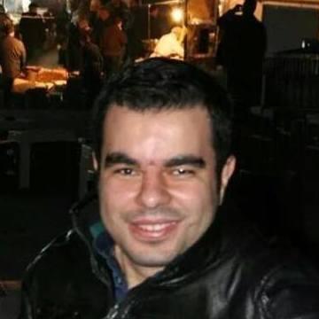 Ali Kemal, 31, Istanbul, Turkey