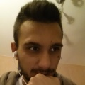 Luca Giordani, 25, Ravenna, Italy