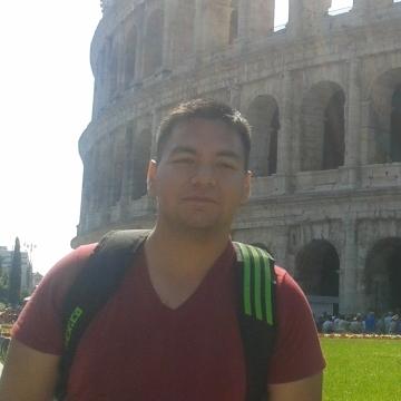 Sergio Villegas, 27, Monterrey, Mexico