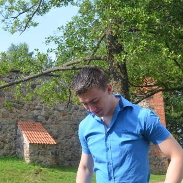 maks akulish, 24, Minsk, Belarus