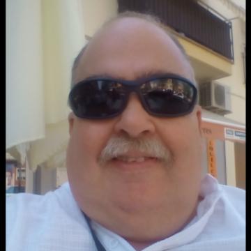 benjamin, 53, Polop, Spain