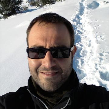Javier B., 40, Salamanca, Spain
