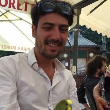 santo, 29, Reggio Calabria, Italy