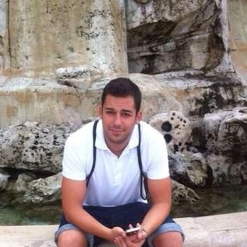 Alvaro IaBr, 28, Madrid, Spain