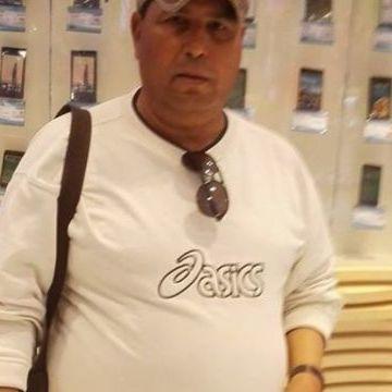 Ammar Guerfi, 51, Mailand, Italy