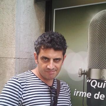 Fernando Calabró, 47, Barcelona, Spain