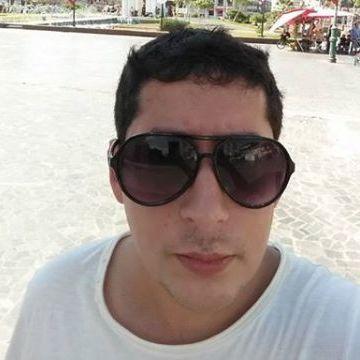 Rodrigo Nuñez, 32, Santiago, Chile