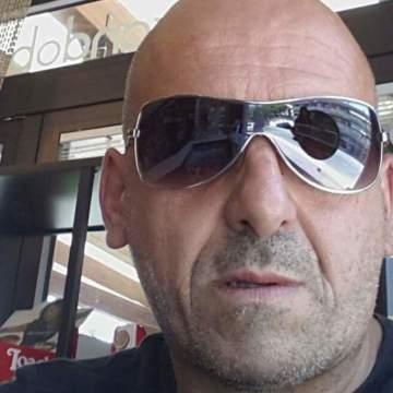 Massimo Marinozzi, 51, Fermo, Italy