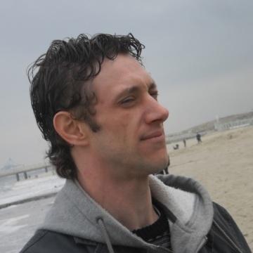 Bjorn Vanrutten, 35, Antwerpen, Belgium