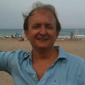 Juanjo Llavador Morón, 44, Albacete, Spain