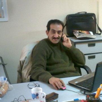 Nagi Amin, 51, Cairo, Egypt