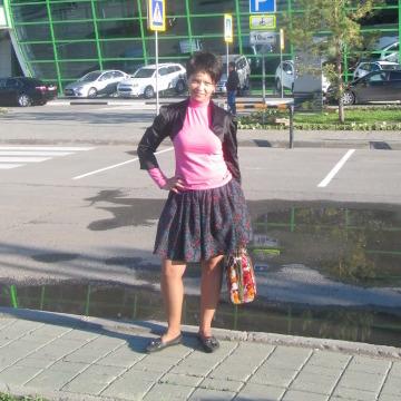 Елена Тухватуллина, 51,