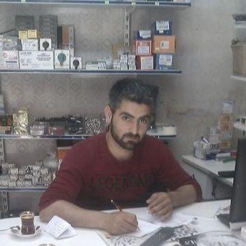 ercan, 39, Istanbul, Turkey