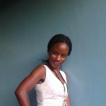 Phiona Fifie, 26, Kampala, Uganda