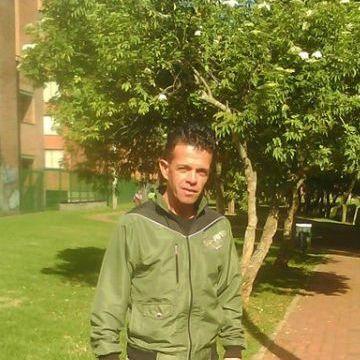 Darío Jiménez, 44, Bogota, Colombia