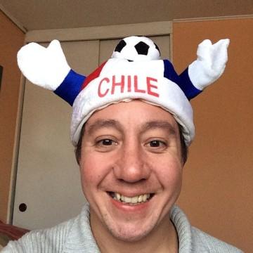 Fabian, 33, Santiago, Chile