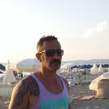 Nedim Aksoy, 44, Istanbul, Turkey