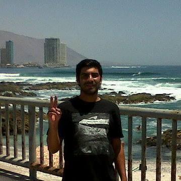 Federico Luciano, 29, Rosario, Argentina