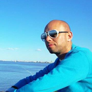 John Rubiano, 36, Bogota, Colombia