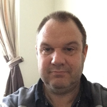 Paul Lewis, 49, Blackpool, United Kingdom