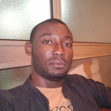 Jean-Pierre Kouassi, 33, Abidjan, Cote D'Ivoire