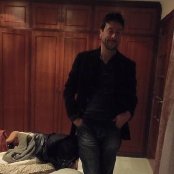 Juan Alonso, 43, Salamanca, Spain