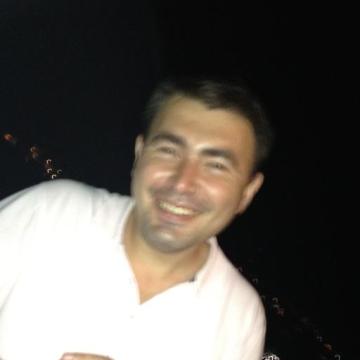 Mehmet Erdelikara, 35, Istanbul, Turkey