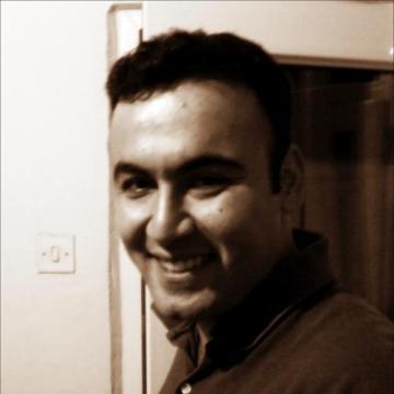 Timucin, 31, Istanbul, Turkey