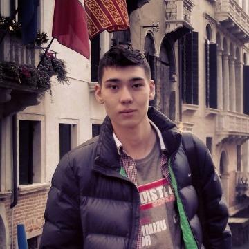 Artjom Ubugunov, 21, Ulan-Ude, Russia