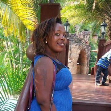 Natasha Linda, 27, Kampala, Uganda