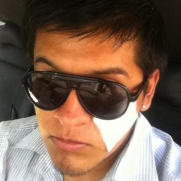 Giancarlo Vargas, 27, Lima, Peru