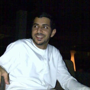 Ahmad , 32, Dubai, United Arab Emirates