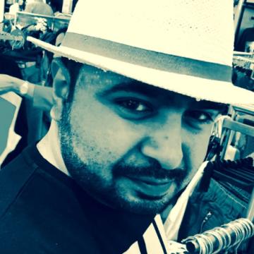 Muhammad Shahbaz, 34, Dubai, United Arab Emirates