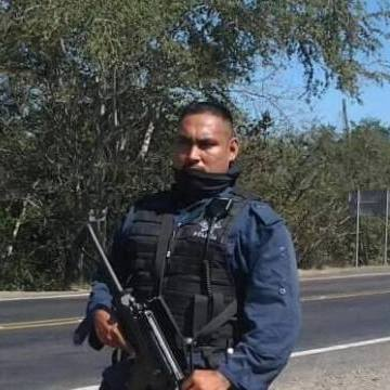 Raymundo Beltran Virgen, 39, Tepic, Mexico