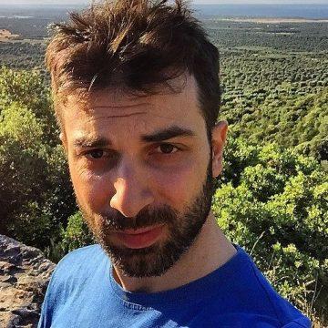 Eugenio de Vita, 32, Rome, Italy