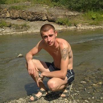 Peter Ruzicka, 33, Lvov, Ukraine