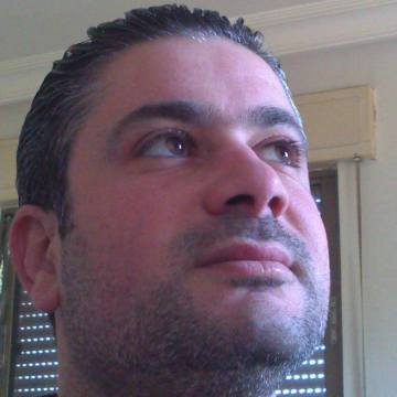 Ahmad, 39, Cairo, Egypt