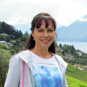 Liudmila, 37, Moscow, Russia