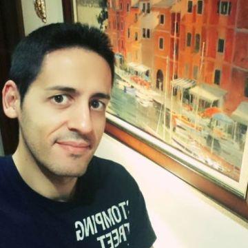 Carlos Fernández Caramés, 31, Salamanca, Spain