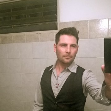 diego, 35, Trelew, Argentina