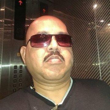 Dinpal Venugopal, 42, Dubai, United Arab Emirates