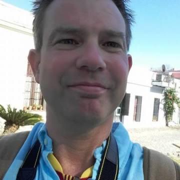 Graham Johnston, 48, Portsmouth, United Kingdom