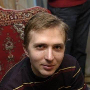 Илья Кришталь, 35, Moscow, Russia