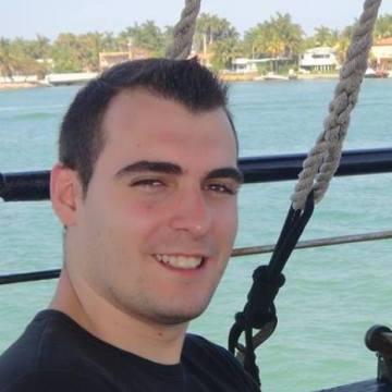 Alberto Sevillano Cabalgante, 30, Madrid, Spain