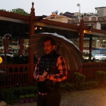 Kemal Mesut Güder, 40, Istanbul, Turkey