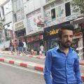 Hüseyin Şahin, 29, Samsun, Turkey