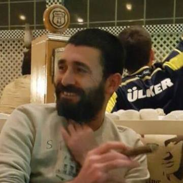 Hasan, 28, Antalya, Turkey