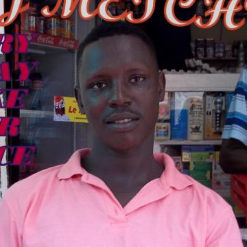 Amadu Koroma, 27, Freetown, Sierra Leone